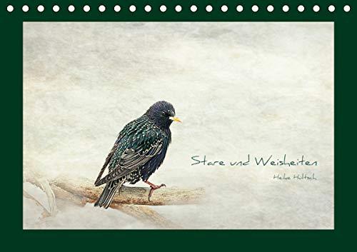Stare und Weisheiten (Tischkalender 2021 DIN A5 quer)