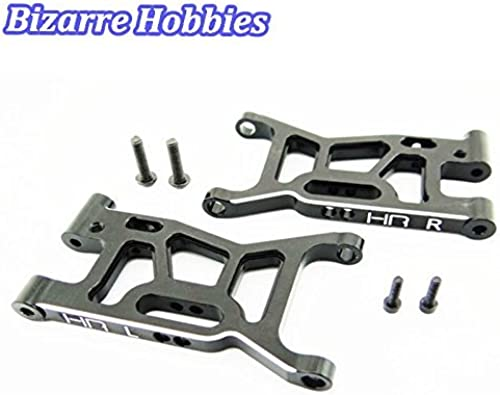 Hot Racing OFE5601 Aluminum Rear Lower Suspension Arm Set - by Hot Racing