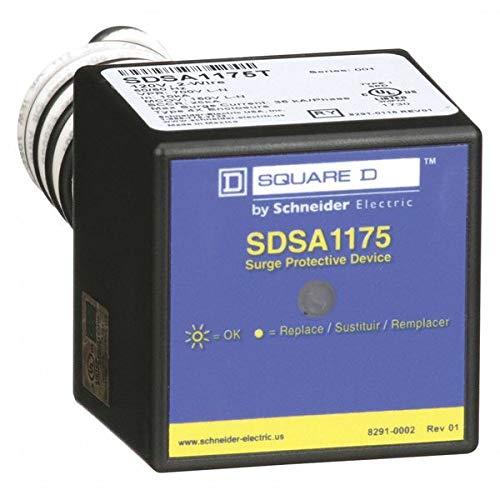 SPD T1 SDSA 36KA 120V 1P2W