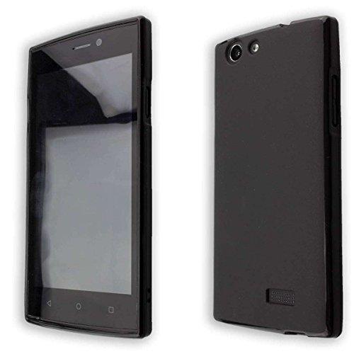 caseroxx TPU-Hülle für Medion Life E5005 MD 99915, Handy Hülle Tasche (TPU-Hülle in schwarz)