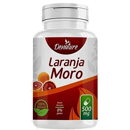 Laranja Moro (Morosil) 60 cápsulas - Denature