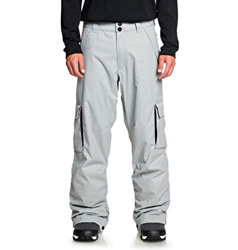 Dc Shoes Banshee, Pantaloni da Sci/Snowboard Uomo, Neutral Gray, L