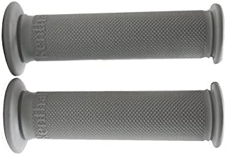 Renthal G147 Gray Full Diamond Soft Compound Sportbike Grip Color: Gray Style: Soft, Model: G147, Car & Vehicle Accessories / Parts