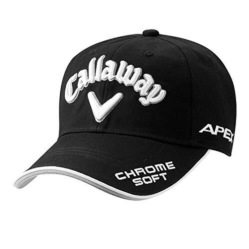 Callaway Gorra de Golf (Tour, Tour American Mesh) (Tour, Black)