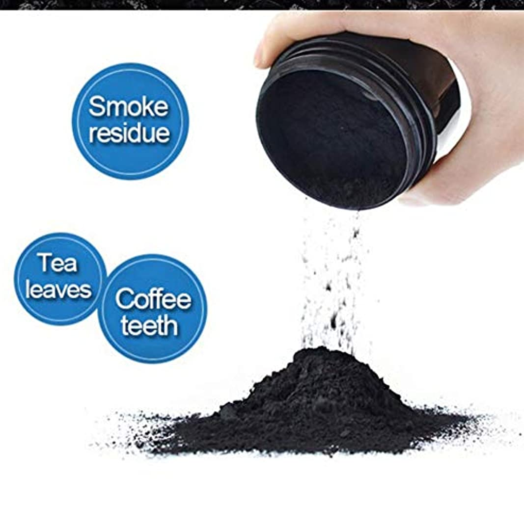 代数的失速尊厳Daily Use Teeth Whitening Scaling Powder Oral Hygiene Cleaning Packing Premium Activated Bamboo Charcoal Powder スケーリングパウダーを白くする日常使用の歯 Free shipping