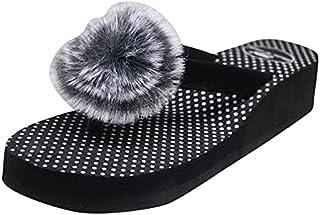 HD Women Trendy Soft Heel Flip Flop Slipper