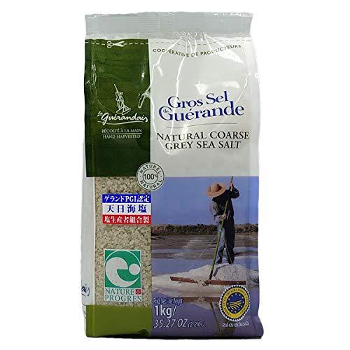 ゲランドの塩 サリンヌ・ド・ゲランド グロ・セル・マリン 大粒 海塩 1�s
