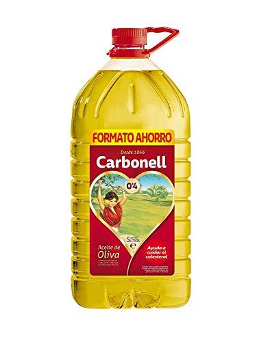 CARBONELL - Aceite de oliva refinado 0,4 CARBONELL 5l pet el de...