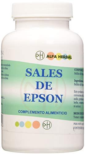 Alfa Herbal Sales de Epson 250 gr - 1 Unidad