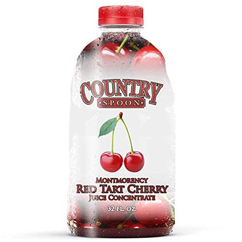 The Country Spoon Montmorency Red Tart Cherry Juice Concentrate