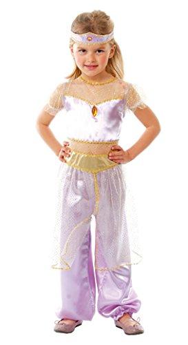Disfraz de princesa del desierto para nia - 7-9 aos