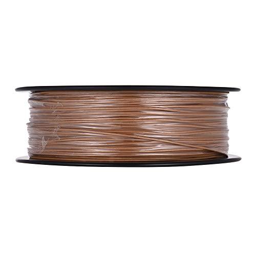 Aibecy 3D-Drucker, Bambus-Filament, 1,75 mm, 1 kg/Spule, Druckmaterial, Filament, Zubehör für 3D-Druckmaschine