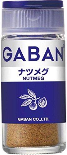 ギャバン ナツメグ 瓶0g