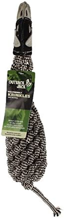 Outback Jack Krinkle Goose Cotton Dog Toy Small product image