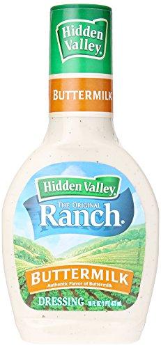 Hidden Valley Buttermilk Ranch, 16 oz