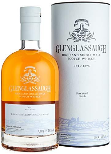Glenglassaugh Port Wood Finish mit Geschenkverpackung (1 x 0.7 l)