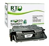 Renewable Toner Compatible High Yield Toner Cartridge Replacement for HP 61X C8061X LaserJet 4100