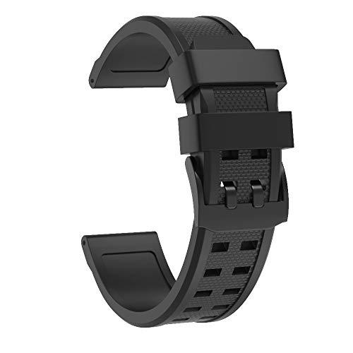 Webla Lumenos Remeno Uhrenarmband aus Silikon für Sportarmband aus Silikon für Luminox Men 'S 3051/3052/3057