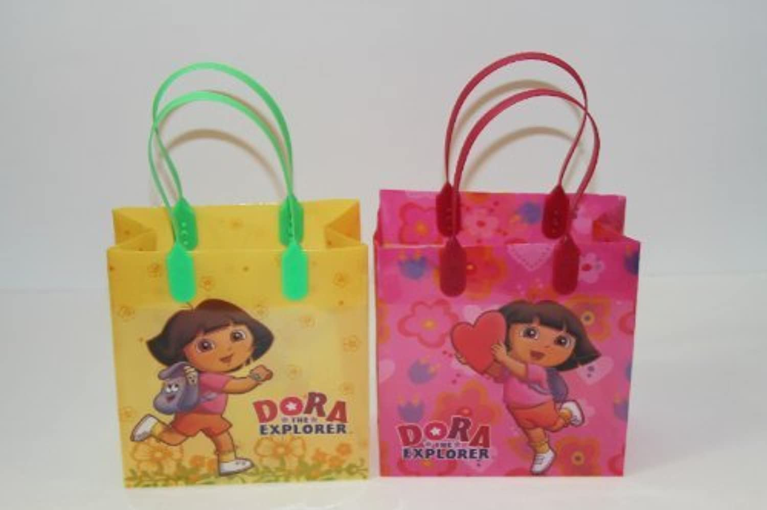 24PC DORA THE EXPLORER GOODIE BAGS PARTY FAVOR BAGS GIFT BAGS by UPD