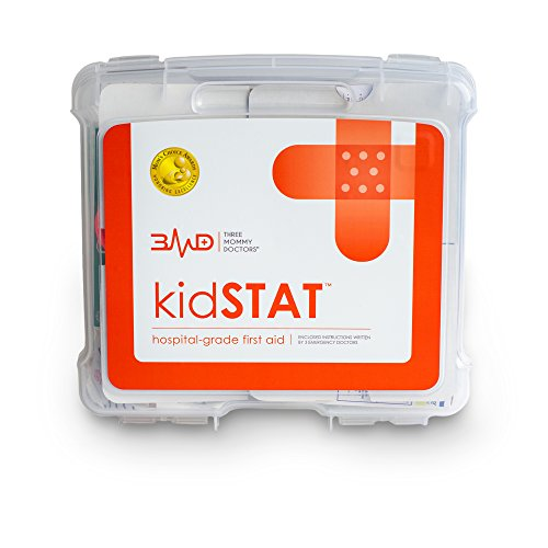 kidSTAT Hospital-Grade First Aid Kit