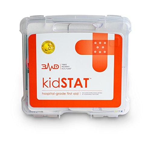 kidSTAT Hospital-Grade First Aid Kit