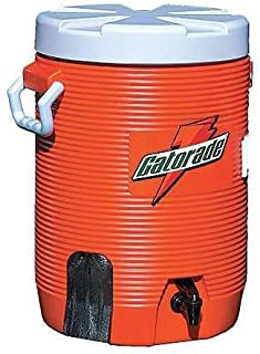 Water Coolers - 5-gallon cooler w/fastflowing spi
