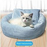 arena para gatos liangte casa para gatos cuatro estaciones mascota universal invierno cálido perrera suministros para gatos estera de verano engrosamiento de la cama del gato