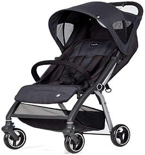 Evenflo Stride Foldable Baby Stroller, Black, D639