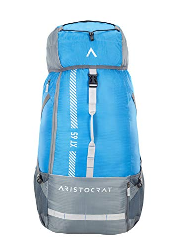 Aristocrat 65 Ltrs Blue Rucksack (RSHIK65LBLU)