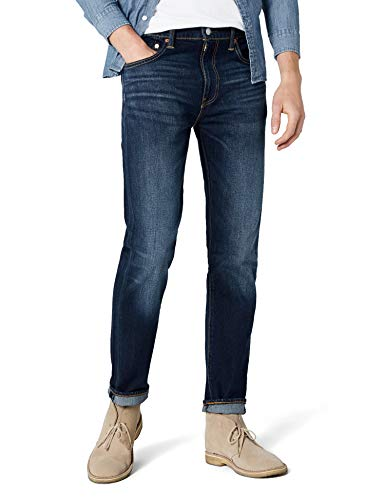 Levi's Herren 502 Regular Taper Jeans, City Park 11, 31W / 34L