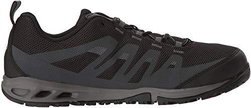 Columbia Vapor Vent, Zapatos para Hombre, Negro (Black\White), 43 EU