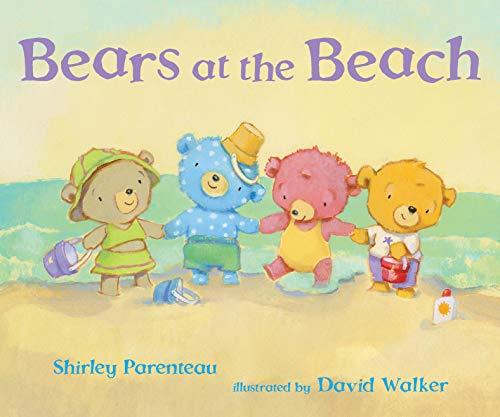 Bears at the Beach (Bears on Chairs)