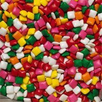 Chiclets, Chicle Tabs, 5LBS