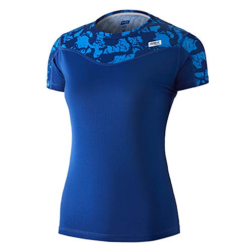42K Running T-Shirt technique 42k Ares Femme Imperial Blue XL