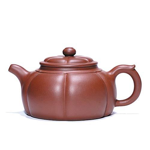 Purple Clay Teapot Teapot Chinese Yixing Genuine Purple Clay Tea Pots,Fine Handmade Loose Leaf Tea Maker Set