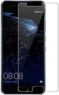 استكر زجاجي, واقي شاشة زجاج , هواوي بي 10 بلس , Huawei P10 Plus , دي آند بي , يعطي رؤية واضحه , عالي الدقة , 2 حبتين