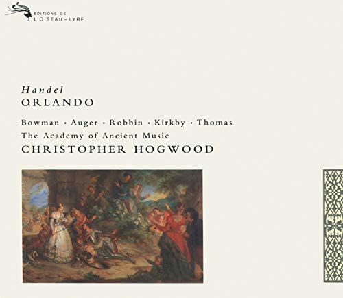 Arleen Augér, Emma Kirkby, Catherine Robbin, James Bowman, David Thomas, The Academy of Ancient Music & Christopher Hogwood