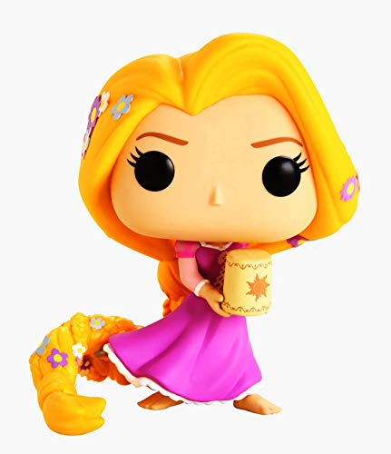 POP Funko Disney Tangled Rainponce 981 Rapunzel with Lantern Special Edition