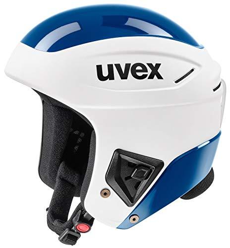 Uvex Unisex – volwassenen, race + skihelm