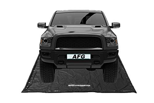 AutoFloorGuard AFG8520 Black 8'6' x 20' SUV/Truck Size Containment Mat
