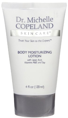 Dr. Michelle Copeland Skin Care Body Moisturizing Lotion