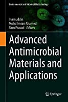 Advanced Antimicrobial Materials and Applications Front Cover