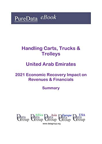 Handling Carts, Trucks & Trolleys United Arab Emirates Summary: 2021 Economic Recovery Impact on Revenues & Financials (English Edition)