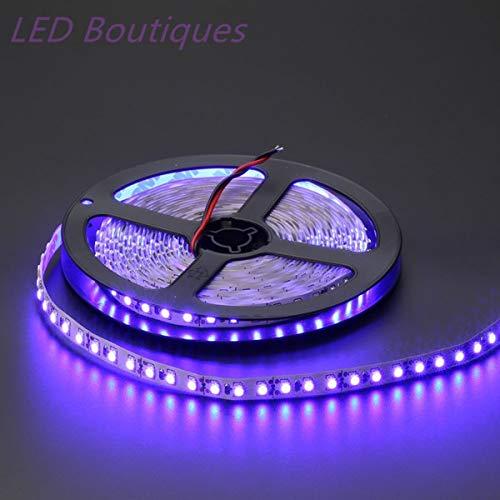 tiras led tv 29m rgb Mejor precio 5m / rollo 600 Led Uv Cinta 120leds / m Led Strip Light