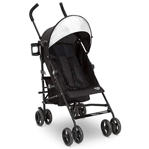 Review Delta Children Pilot Stroller, Black