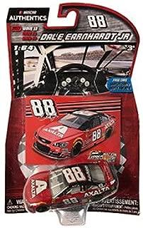 NASCAR 2017 Authentics Wave 10 Dale Earnhardt JR #88 Last Ride Axalta Homestead Race Paint Scheme 1/64 Scale Diecast with Bonus Collector Card