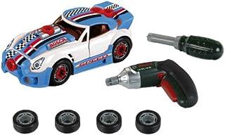 Theo Klein 8668 Set de tuneado Bosch Coche desmontable con accesorios de tuneado Con destornillador eléctrico Ixolino a ...