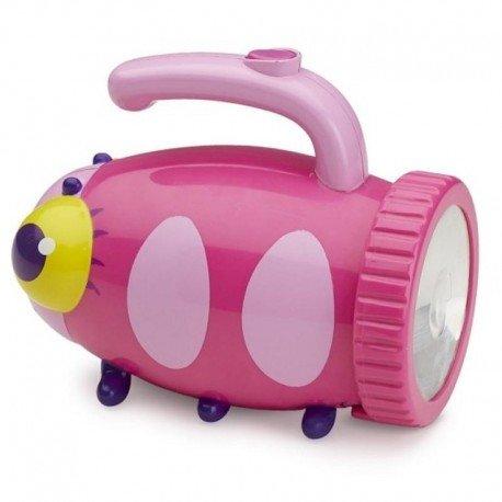 LANTERNE Enfant Coccinelle Lampe torche LED Lampe de poche pour fille 3 ans +