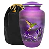 A WONDERFUL AND BEAUTIFUL URN FOR YOUR CHERISHED LOVED ONES REMAINS - This urn creates a beautiful tribute to your late loved ones. It will bring comfort and is a thoughtful way to celebrate and remember the wonderful life your loved ones had lived. ...