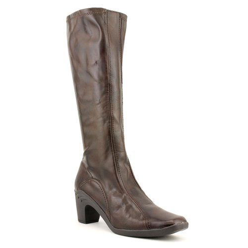 Save 25% Aerosoles Sawfish Dark Brown women Boots Size 10 For Sale